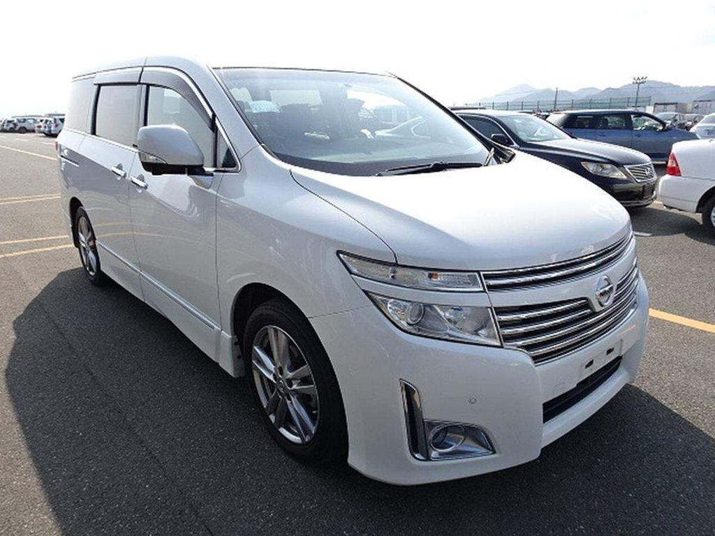 Nissan Elgrand Unlisted 3.5 Highway Star
