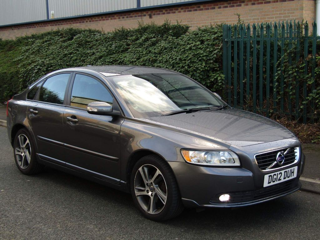 Volvo S40 Saloon 1.6D DRIVe SE Edition 4dr