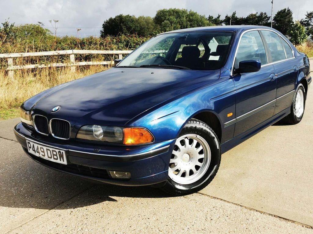 BMW 5 Series Saloon 2.8 528i SE 4dr
