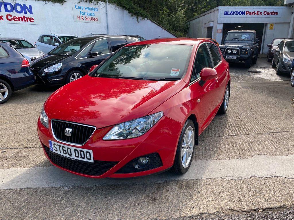 SEAT Ibiza Hatchback 1.4 16V Good Stuff 5dr