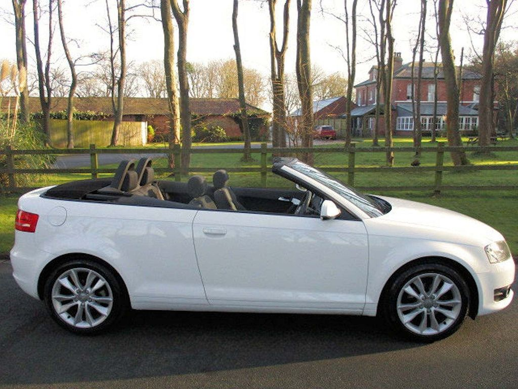 Audi A3 Cabriolet Convertible 1.2 TFSI Sport 2dr