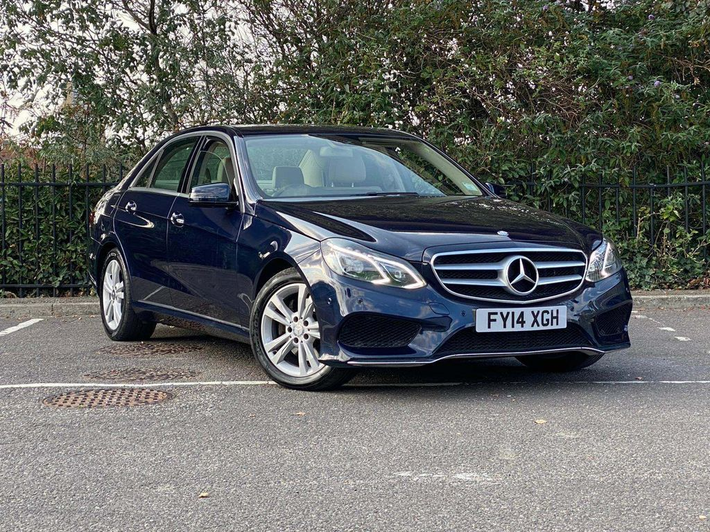 Mercedes-Benz E Class Saloon 2.1 E300dh BlueTEC SE 7G-Tronic Plus 4dr
