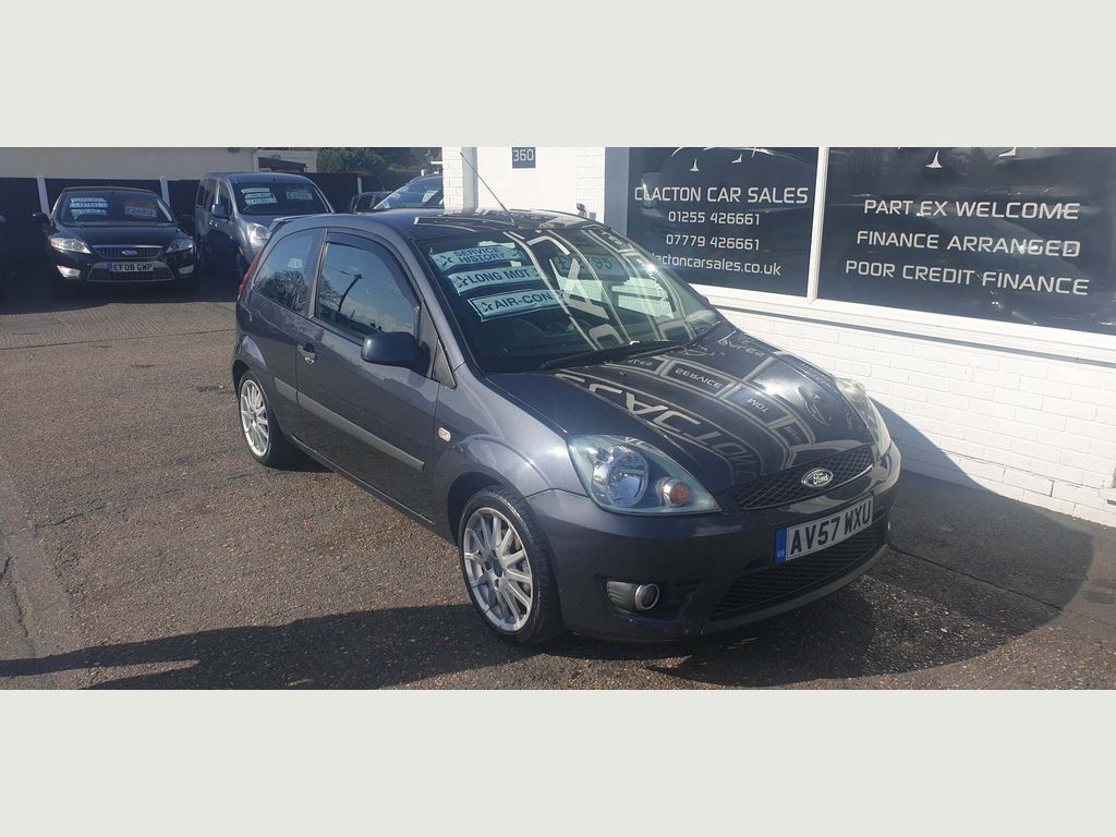 Ford Fiesta Hatchback 1.6 Chequered Flag 3dr