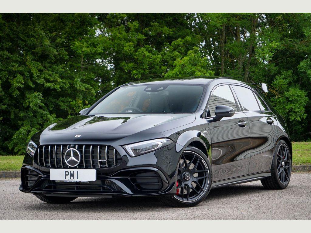 Mercedes-Benz A Class Hatchback 2.0 A45 AMG S Plus 8G-DCT 4MATIC+ (s/s) 5dr