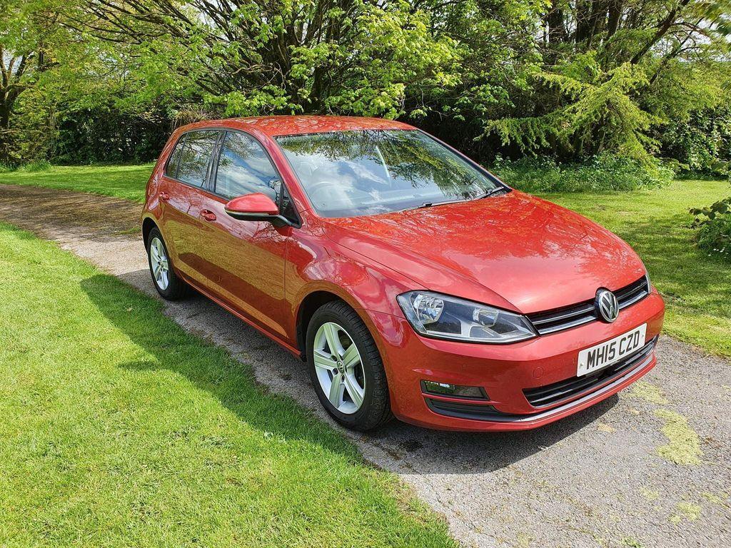 Volkswagen Golf Hatchback 2.0 TDI BlueMotion Tech Match (s/s) 5dr