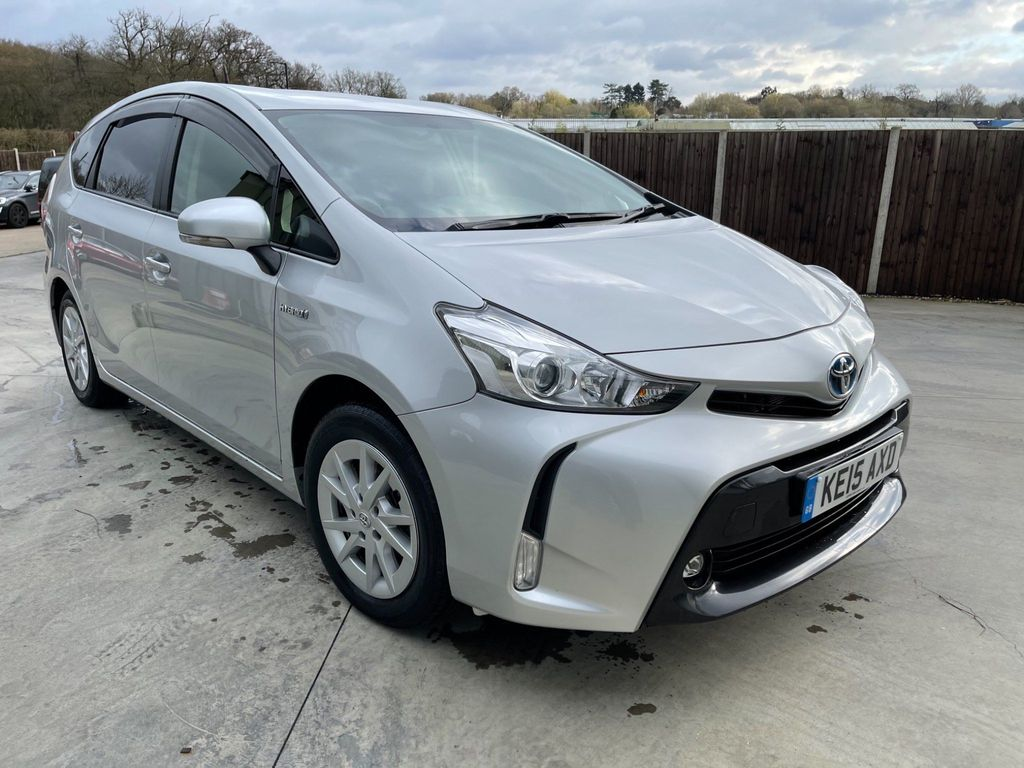 Toyota Prius+ Unlisted 1.8 VVT-h Icon CVT (s/s) 5dr