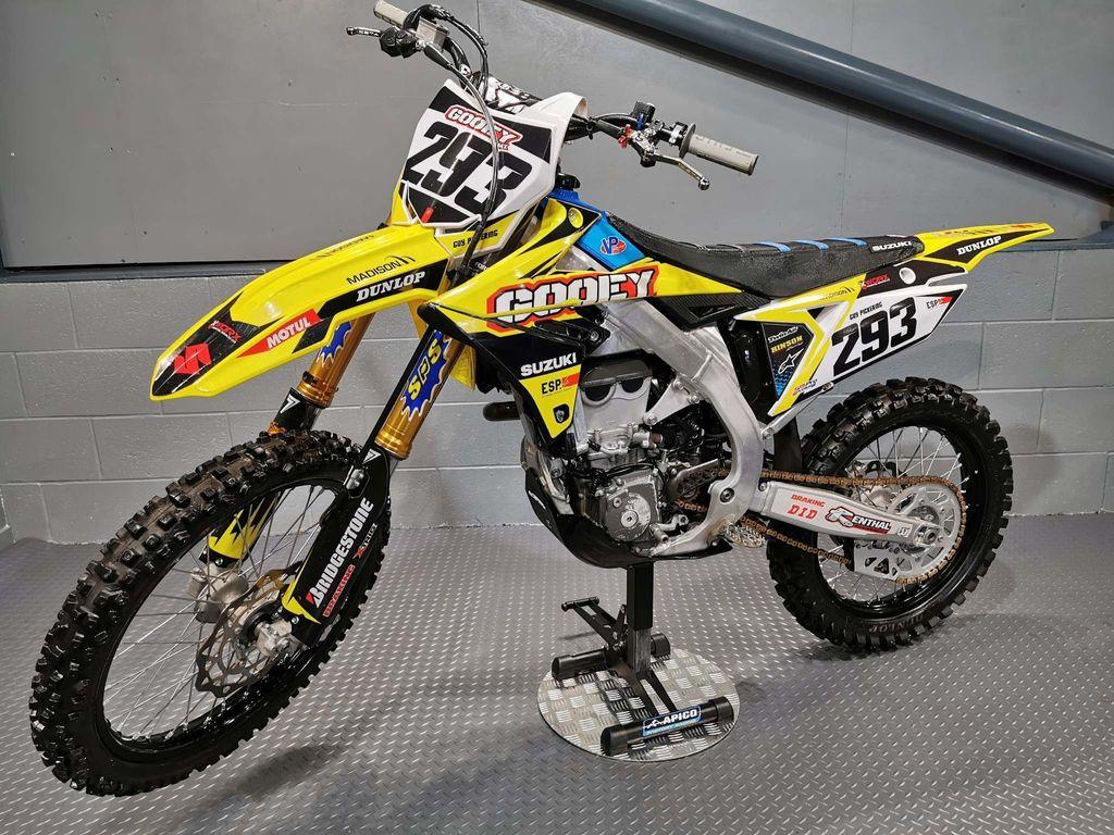 Suzuki RM-Z450 Motocrosser 450