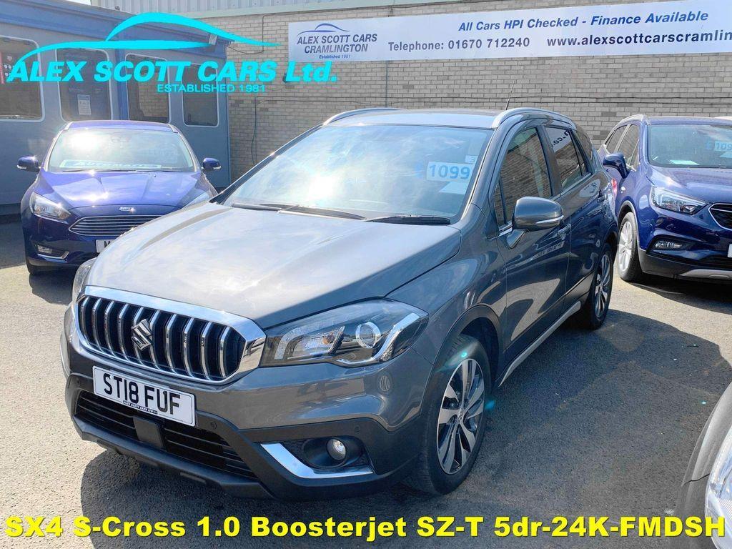 Suzuki SX4 S-Cross SUV 1.0 Boosterjet SZ-T 5dr