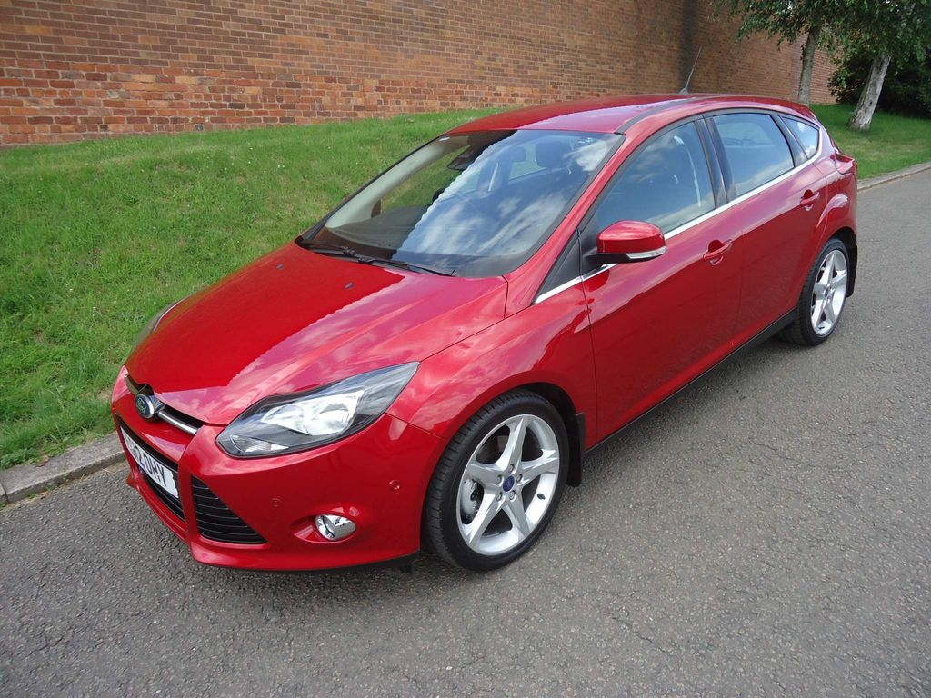 Ford Focus Hatchback 1.6 SCTi EcoBoost Titanium 5dr