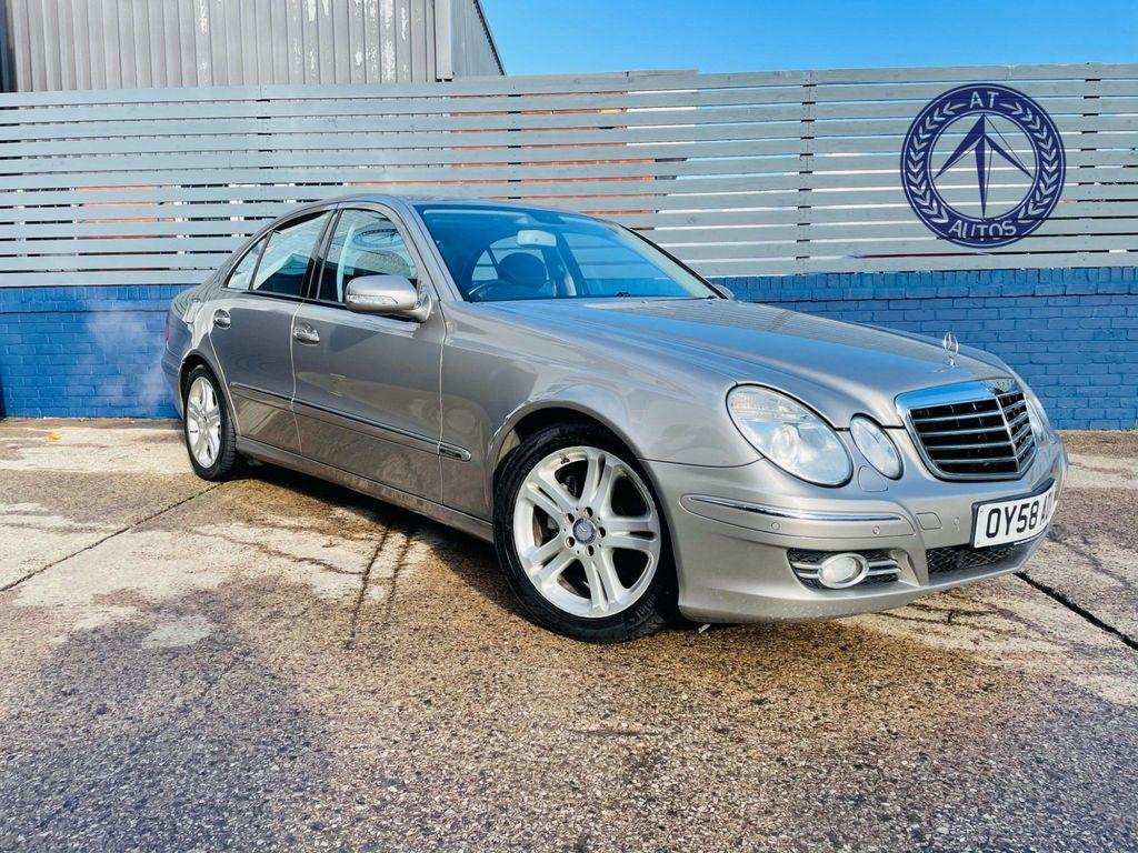Mercedes-Benz E Class Saloon 3.0 E280 CDI Avantgarde G-Tronic 4dr
