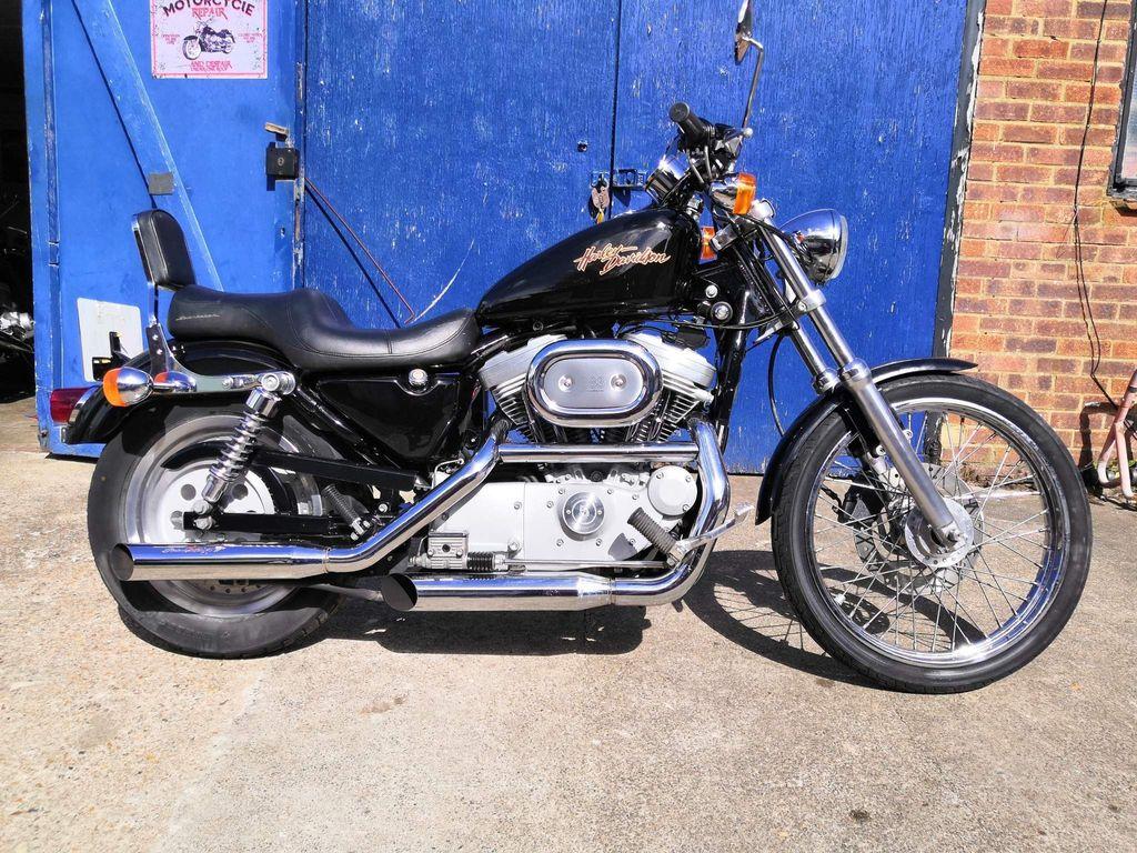 Harley-Davidson Sportster Unlisted