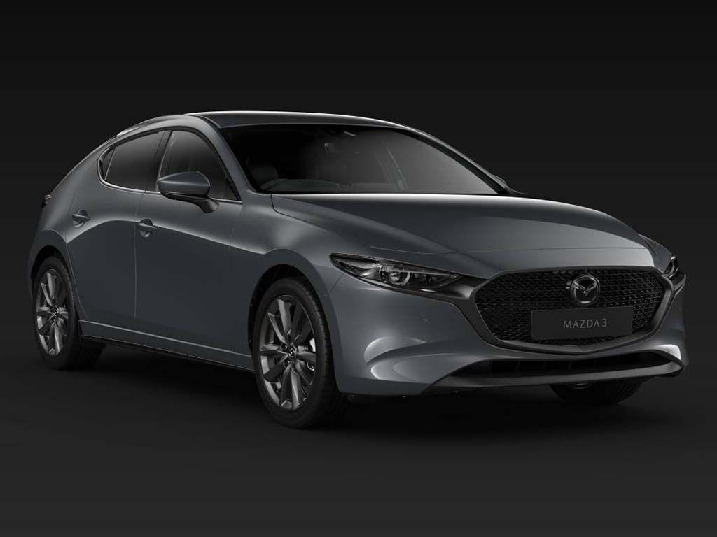 Mazda Mazda3 Hatchback 2.0 SKYACTIV-X MHEV GT Sport Tech Auto (s/s) 5dr