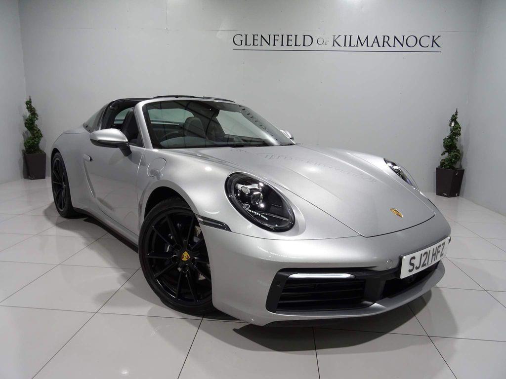 Porsche 911 Convertible 3.0T 992 4 Targa PDK 4WD (s/s) 2dr