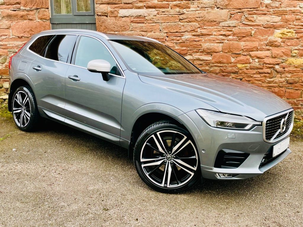 Volvo XC60 SUV 2.0 D5 PowerPulse R-Design Pro Auto AWD (s/s) 5dr