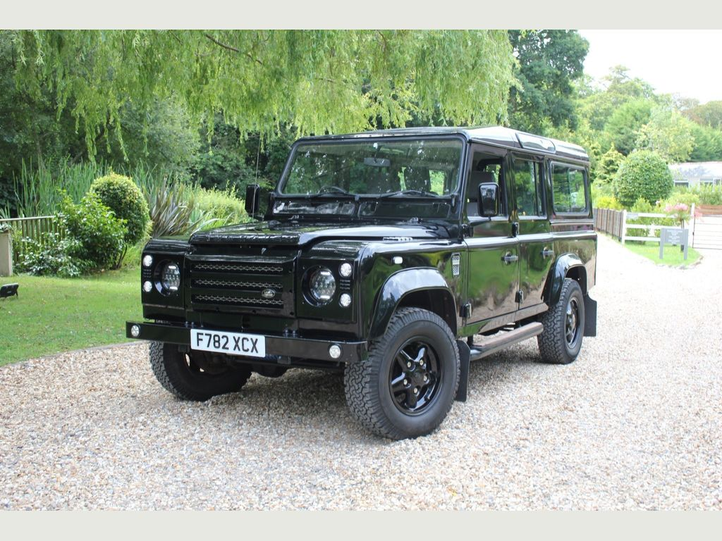 LAND ROVER 110 SUV 2.5 TD County Station Wagon