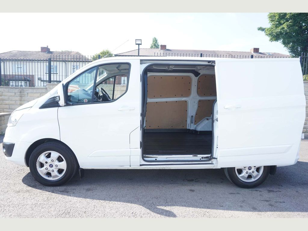 Ford Transit Custom Panel Van 2.2 TDCi 290 Limited L1 H1 5dr
