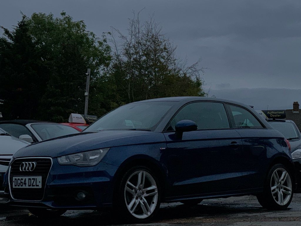 Audi A1 Hatchback 1.4 TFSI S line S Tronic 3dr