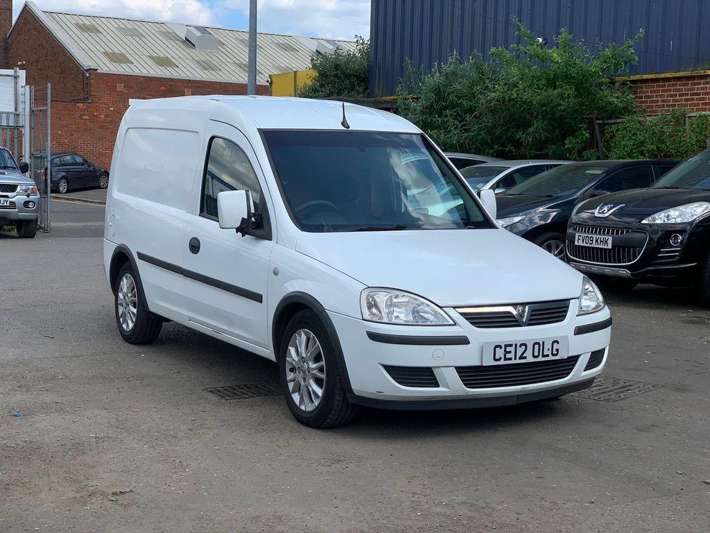 Vauxhall Combo Combi Van 1.3 CDTi 2000 16v Panel Van 3dr