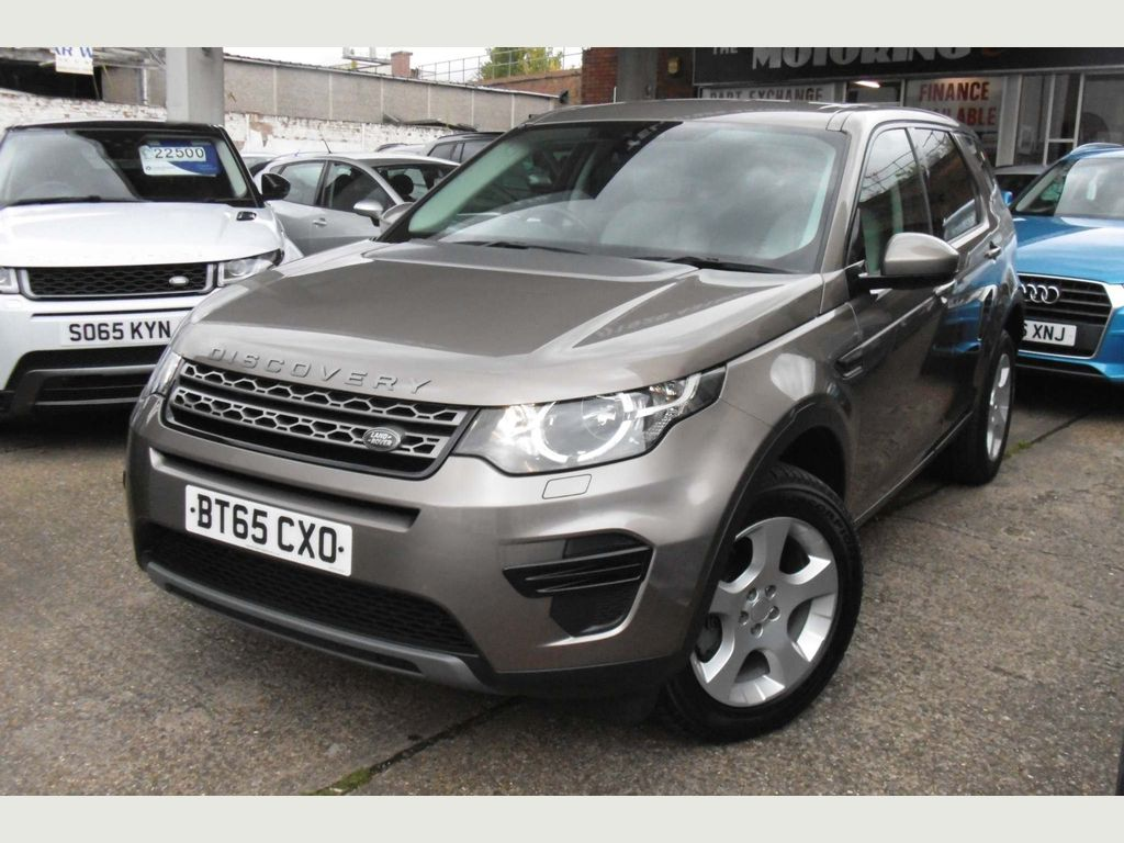 LAND ROVER DISCOVERY SPORT SUV 2.0 TD4 SE 4WD (s/s) 5dr