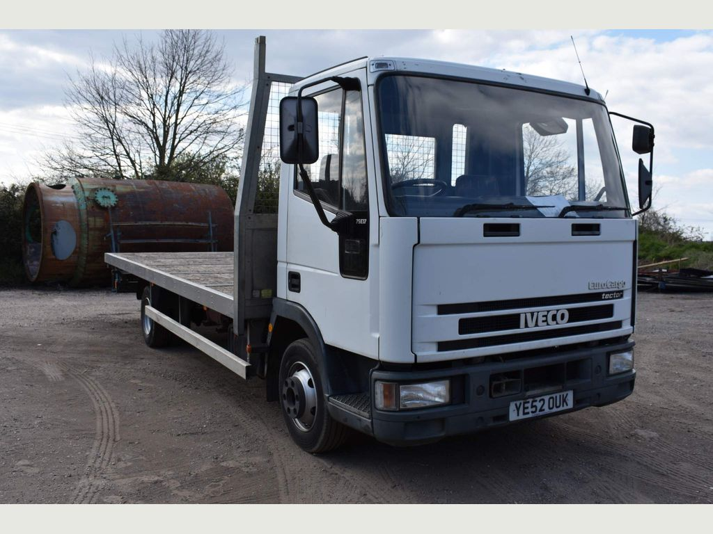 Iveco Unlisted Dropside 75E17S DAY