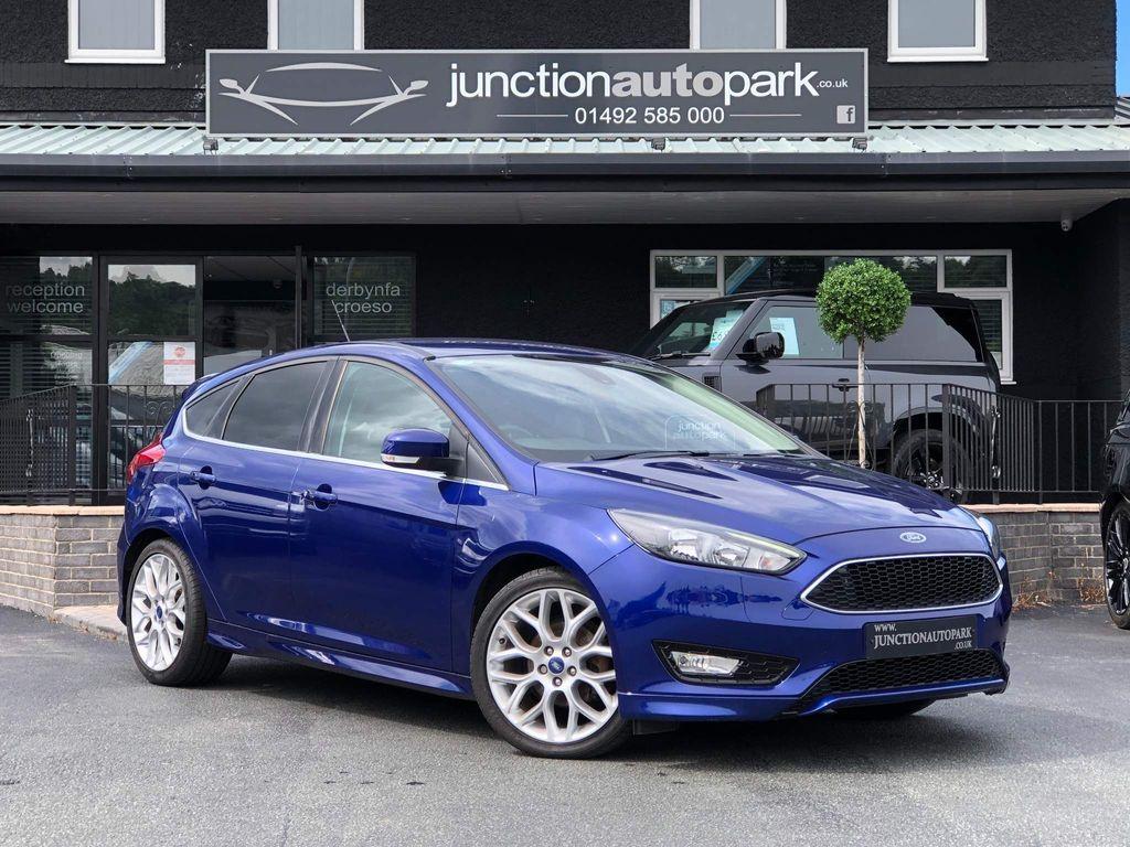 Ford Focus Hatchback 1.5 TDCi Zetec S (s/s) 5dr