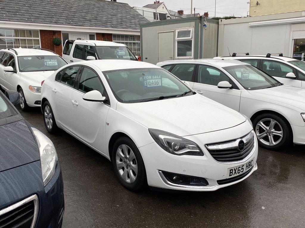 Vauxhall Insignia Hatchback 1.6 CDTi SRi Auto 5dr