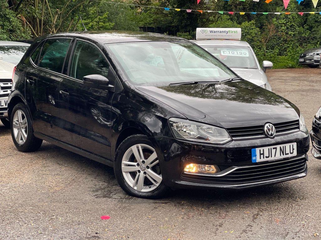 Volkswagen Polo Hatchback 1.2 TSI Match (s/s) 5dr