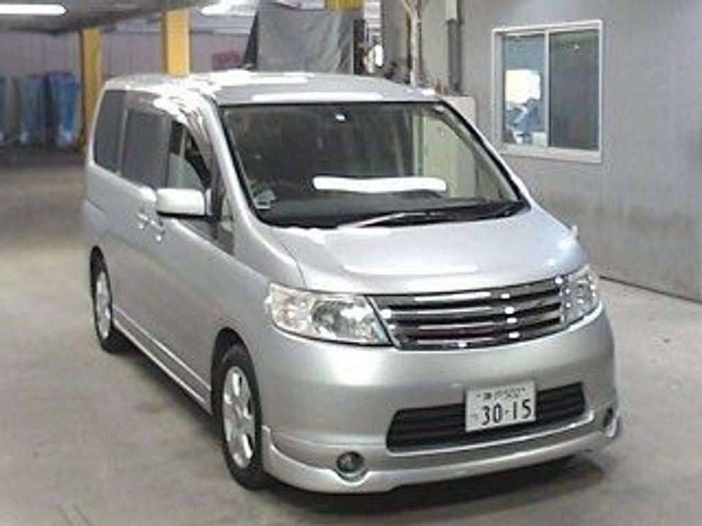 Nissan Serena MPV JDM C25 2000cc 8 SEATER AUTOMATIC MPV
