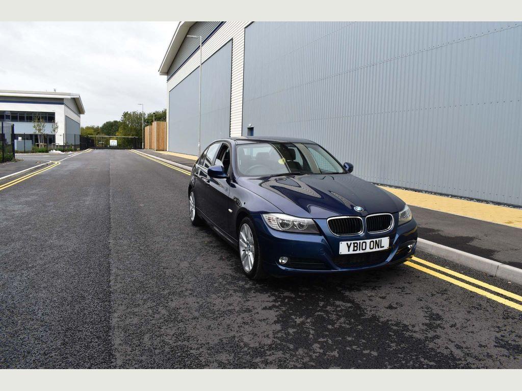 BMW 3 Series Saloon 2.0 318d SE Business Edition 4dr