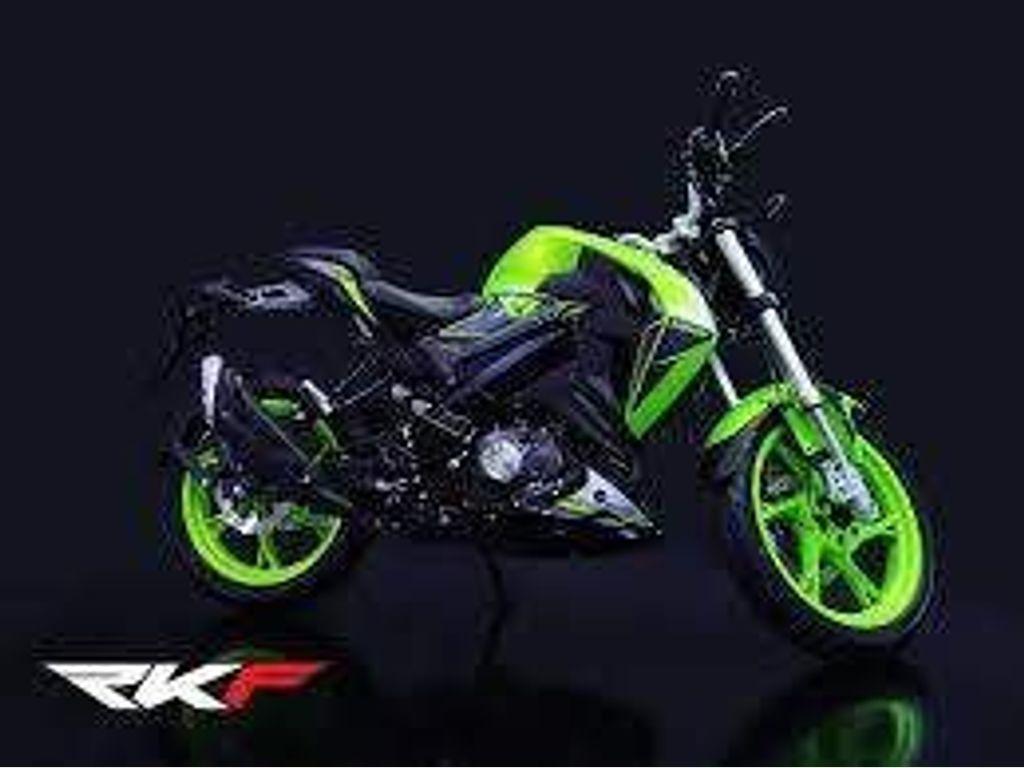 Keeway RKF 125 Naked 125 125