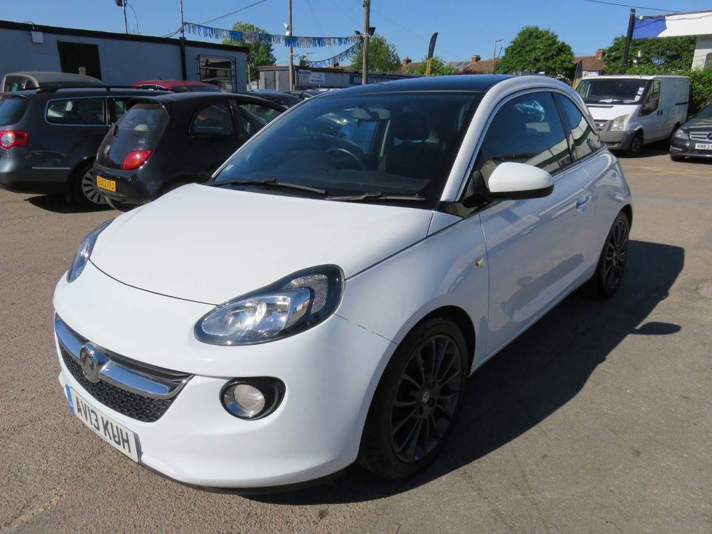 Vauxhall ADAM Hatchback 1.2 16v GLAM 3dr (5 Seat)