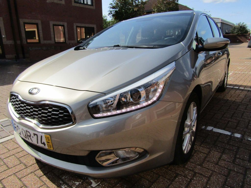 Kia Ceed Unlisted 1.6 CRDi 2 ECO DYNAMIC 126 BHP 5 DR
