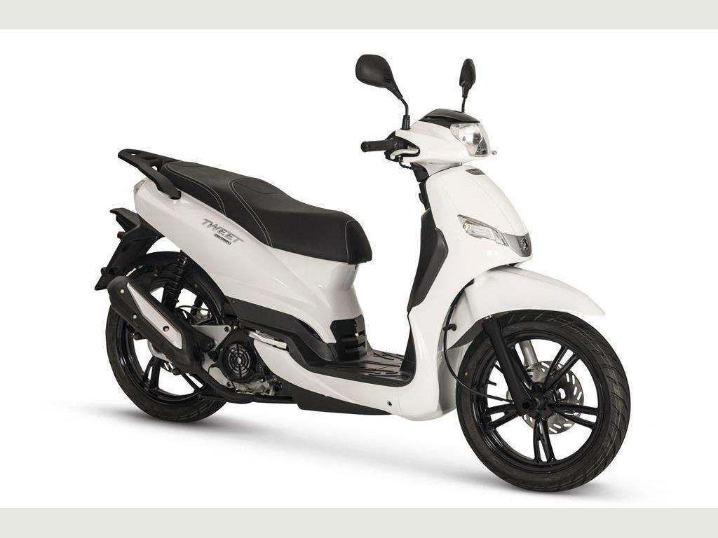 Peugeot Tweet Scooter 125 125 SBC