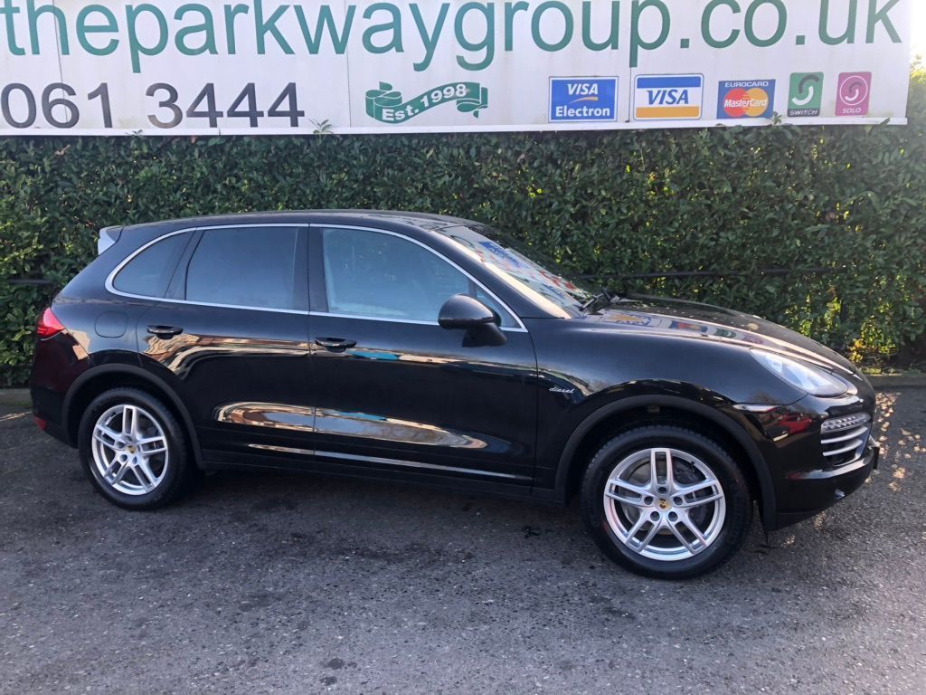 Porsche Cayenne SUV 3.0 TD V6 Platinum Edition Tiptronic S AWD (s/s) 5dr