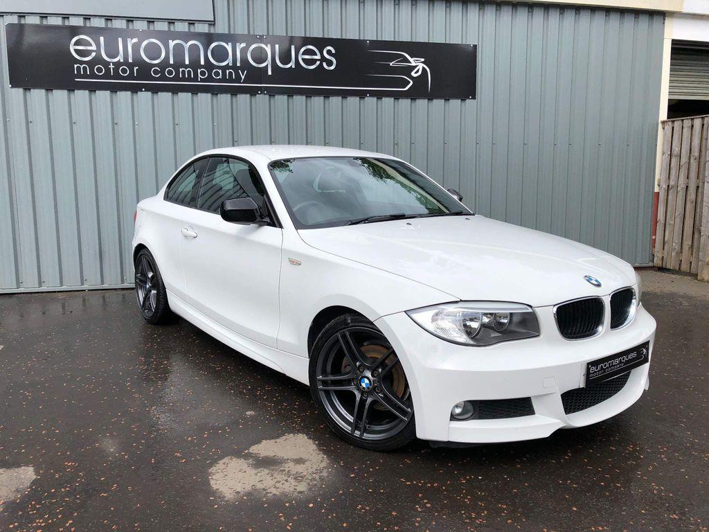 BMW 1 Series Coupe 2.0 118d Sport Plus Edition 2dr
