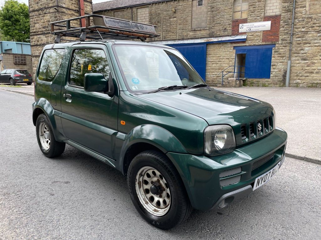 Suzuki Jimny Convertible 1.3 JLX 3dr