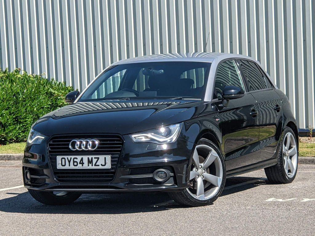Audi A1 Hatchback 2.0 TDI Black Edition Sportback 5dr