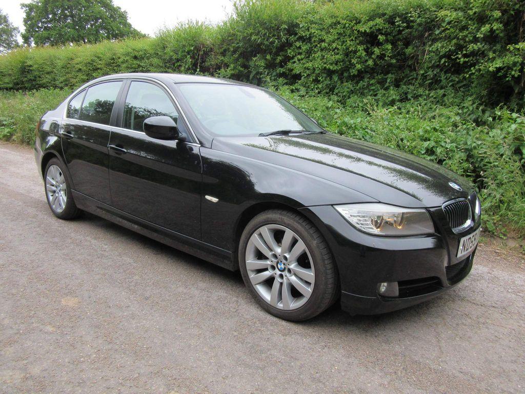 BMW 3 Series Saloon 3.0 325d SE 4dr