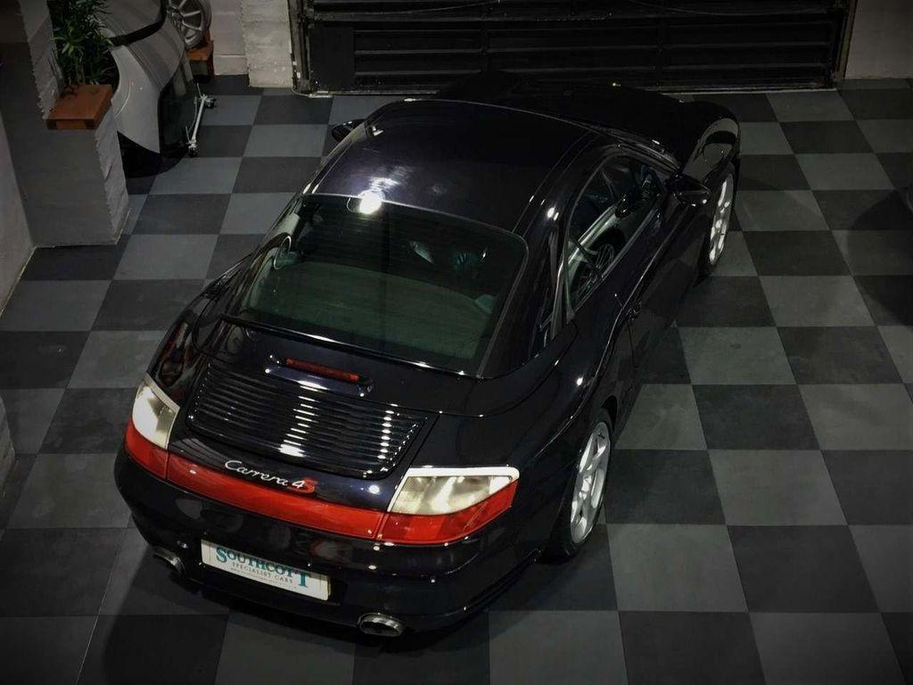 Porsche 911 Convertible 3.6 996 Carrera 4S Cabriolet Tiptronic S AWD 2dr