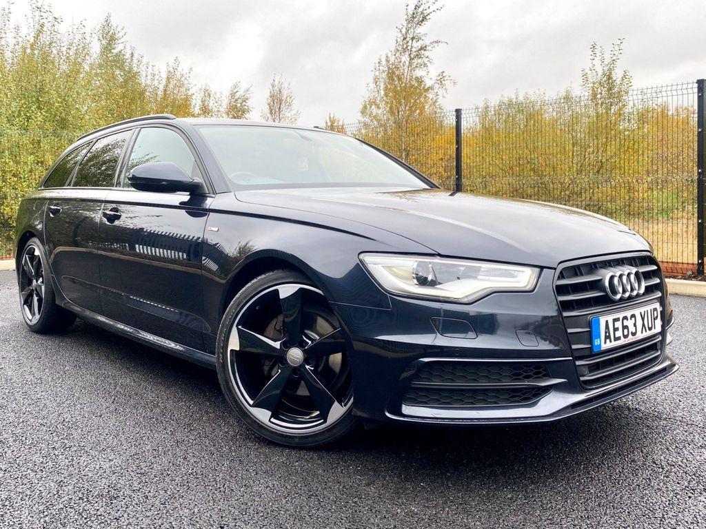 Audi A6 Avant Estate 2.0 TDI Black Edition Multitronic 5dr