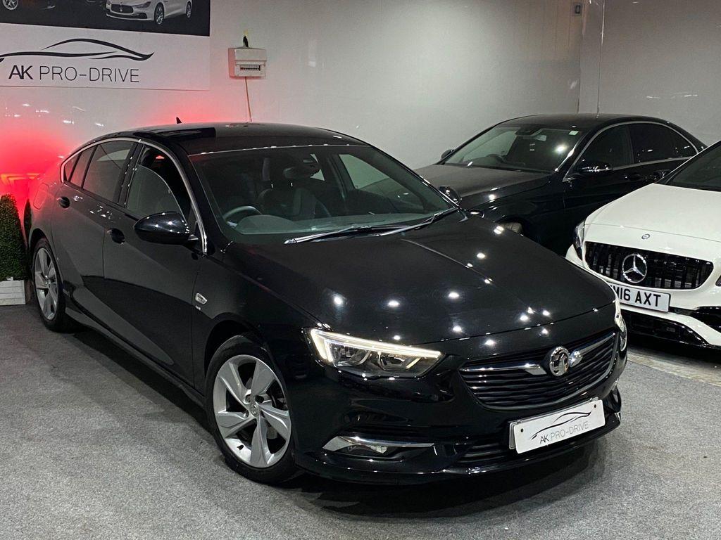 Vauxhall Insignia Hatchback 1.5i Turbo GPF SRi VX Line Nav Grand Sport (s/s) 5dr