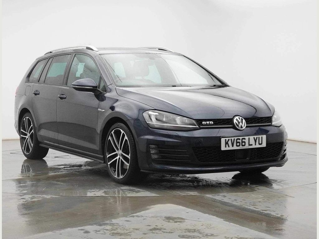 Volkswagen Golf Estate 2.0 TDI BlueMotion Tech GTD (s/s) 5dr