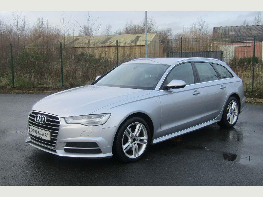 Audi A6 Avant Estate 2.0 TDI ultra S line Avant (s/s) 5dr
