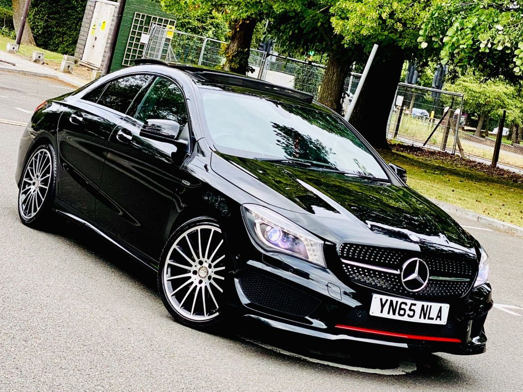 Mercedes-Benz CLA Class Coupe 2.0 CLA250 Engineered by AMG 7G-DCT 4MATIC (s/s) 4dr