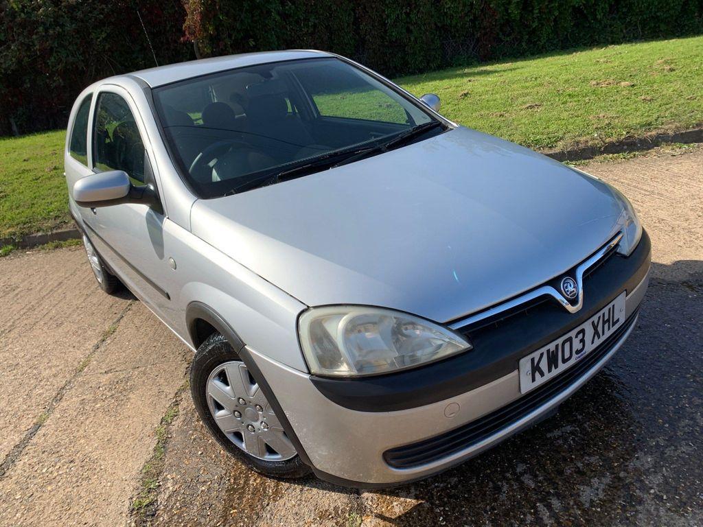 Vauxhall Corsa Hatchback 1.7 Di 16v Club 3dr