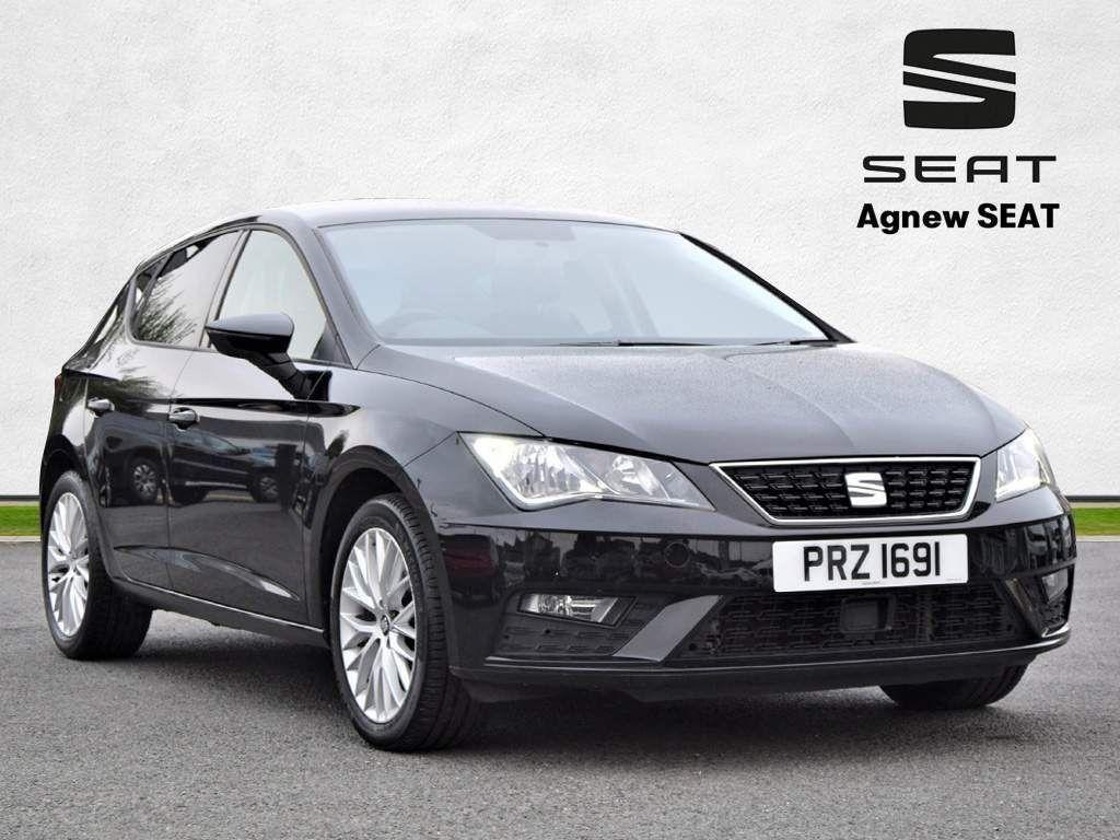 SEAT Leon Hatchback 1.6 TDI SE Dynamic (s/s) 5dr