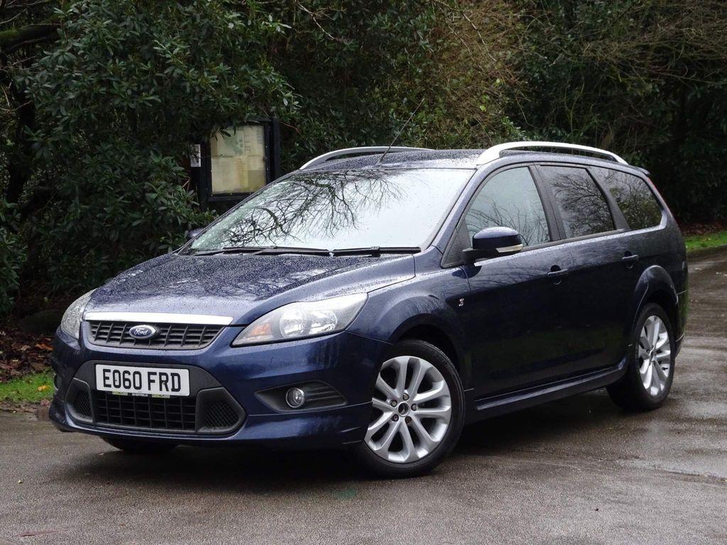 Ford Focus Estate 1.8 Zetec S 5dr