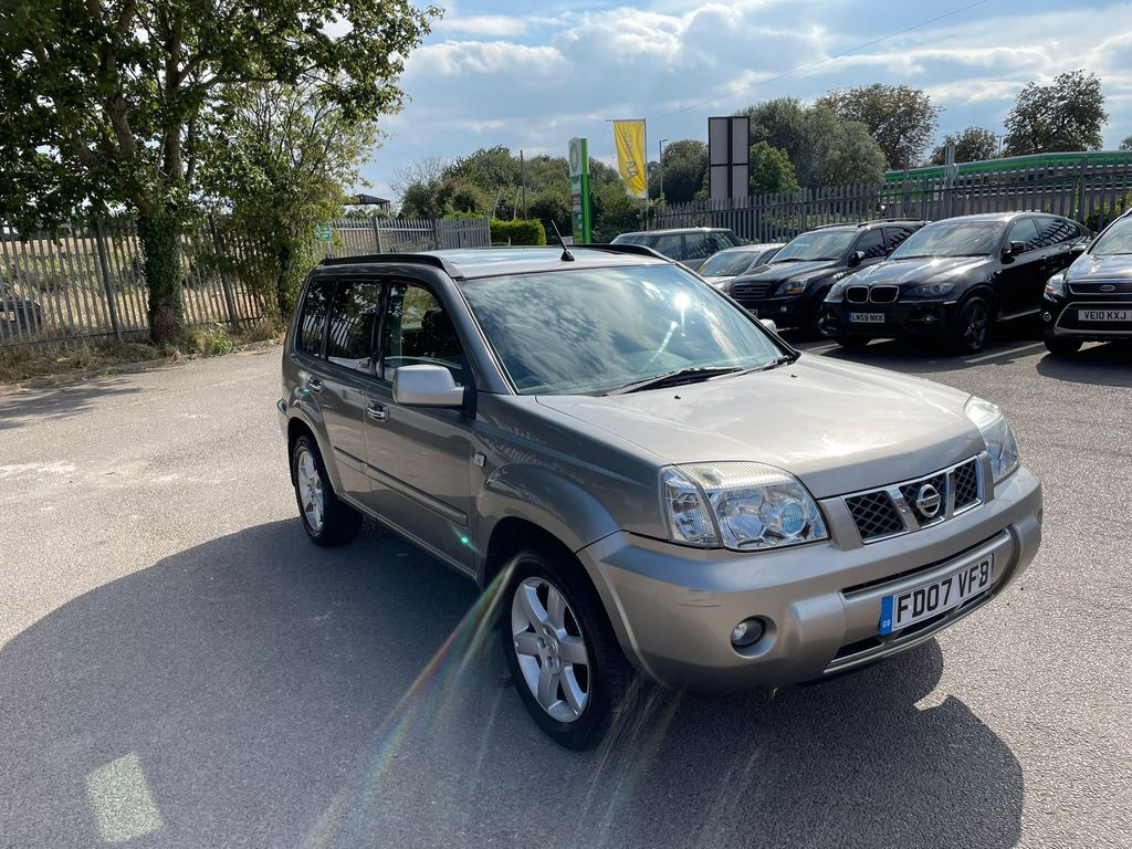 Nissan X-Trail SUV 2.2 dCi Aventura 5dr