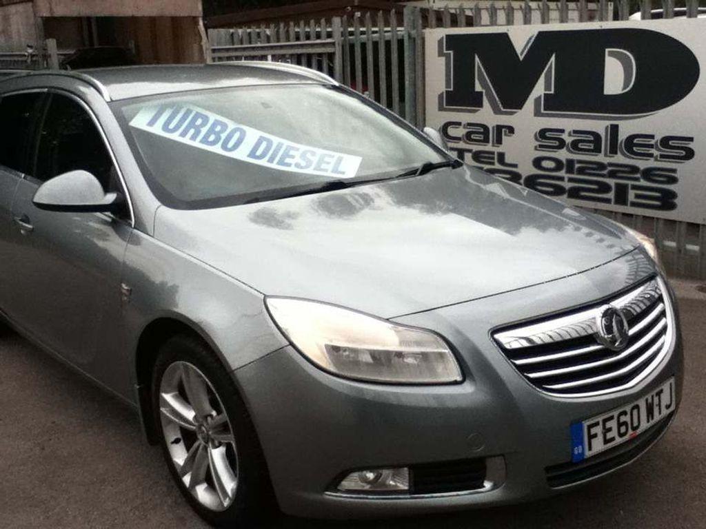 Vauxhall Insignia Estate 2.0 CDTi 16v SRi 4x4 5dr