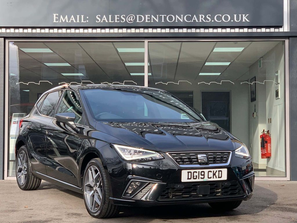 SEAT Ibiza Hatchback 1.0 TSI XCELLENCE Lux (s/s) 5dr GPF